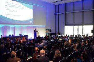 Image of conference delegates